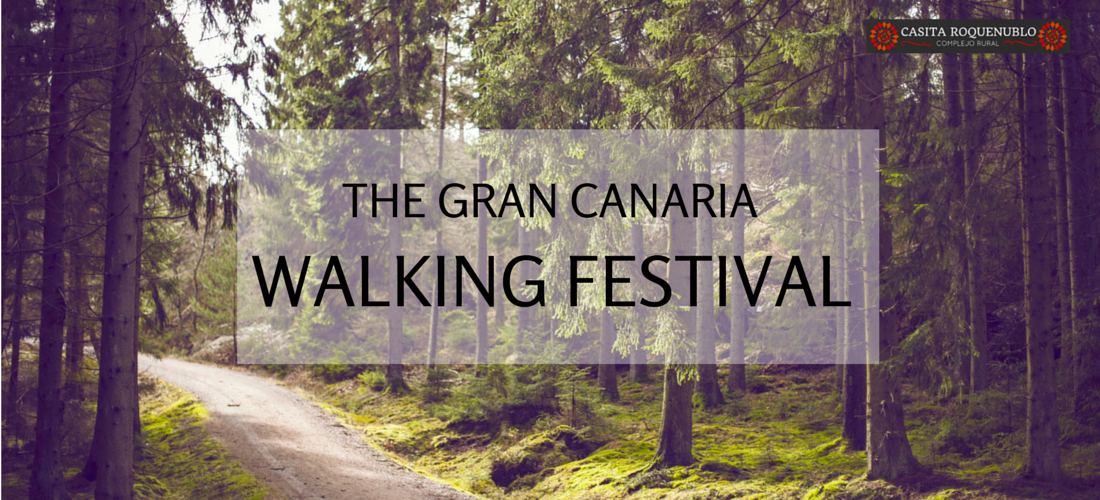 The Gran Canaria Walking Festival